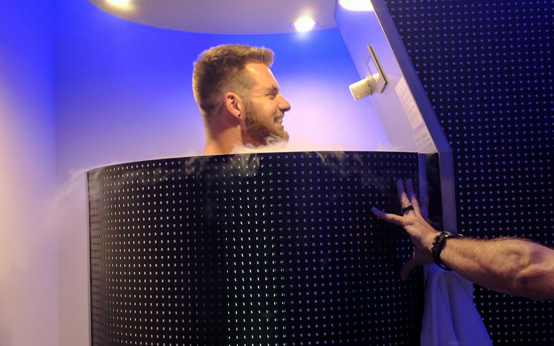 Free Cryotherapy for Life